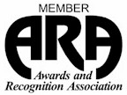 Proud member of ARA - Awards & Recognition Association