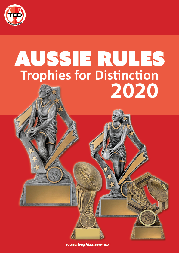 Aussie Rules Catalogue - 2020
