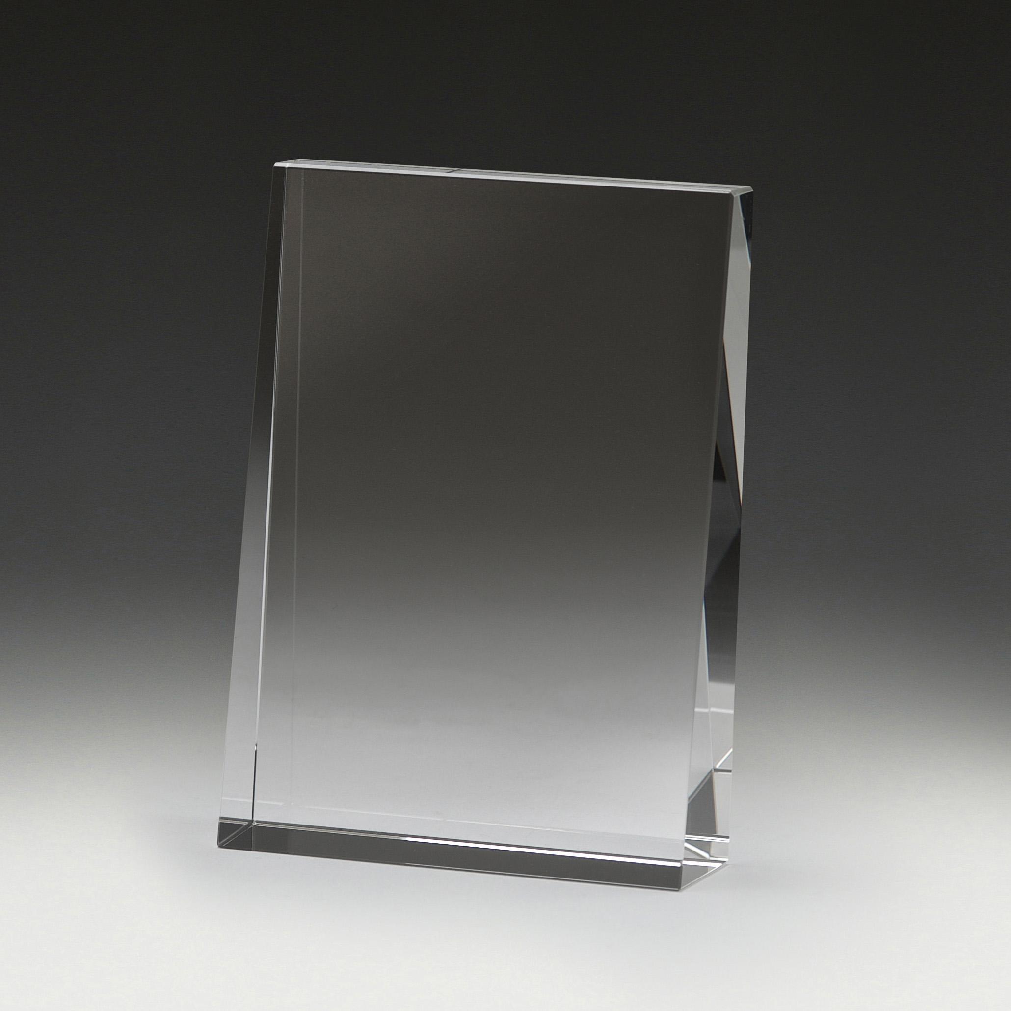 Optical Crystal Wedge