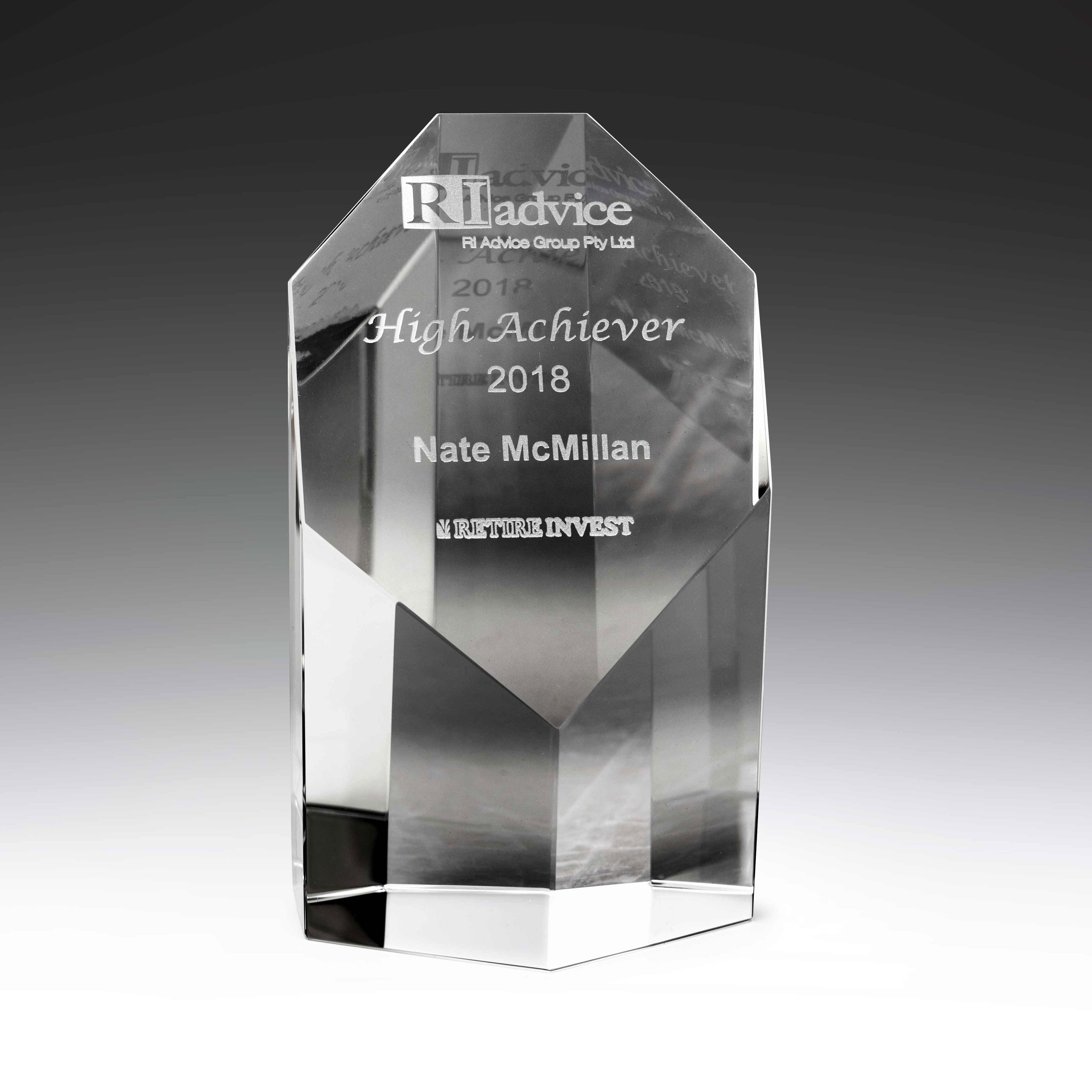 Crystal Heptagon Award