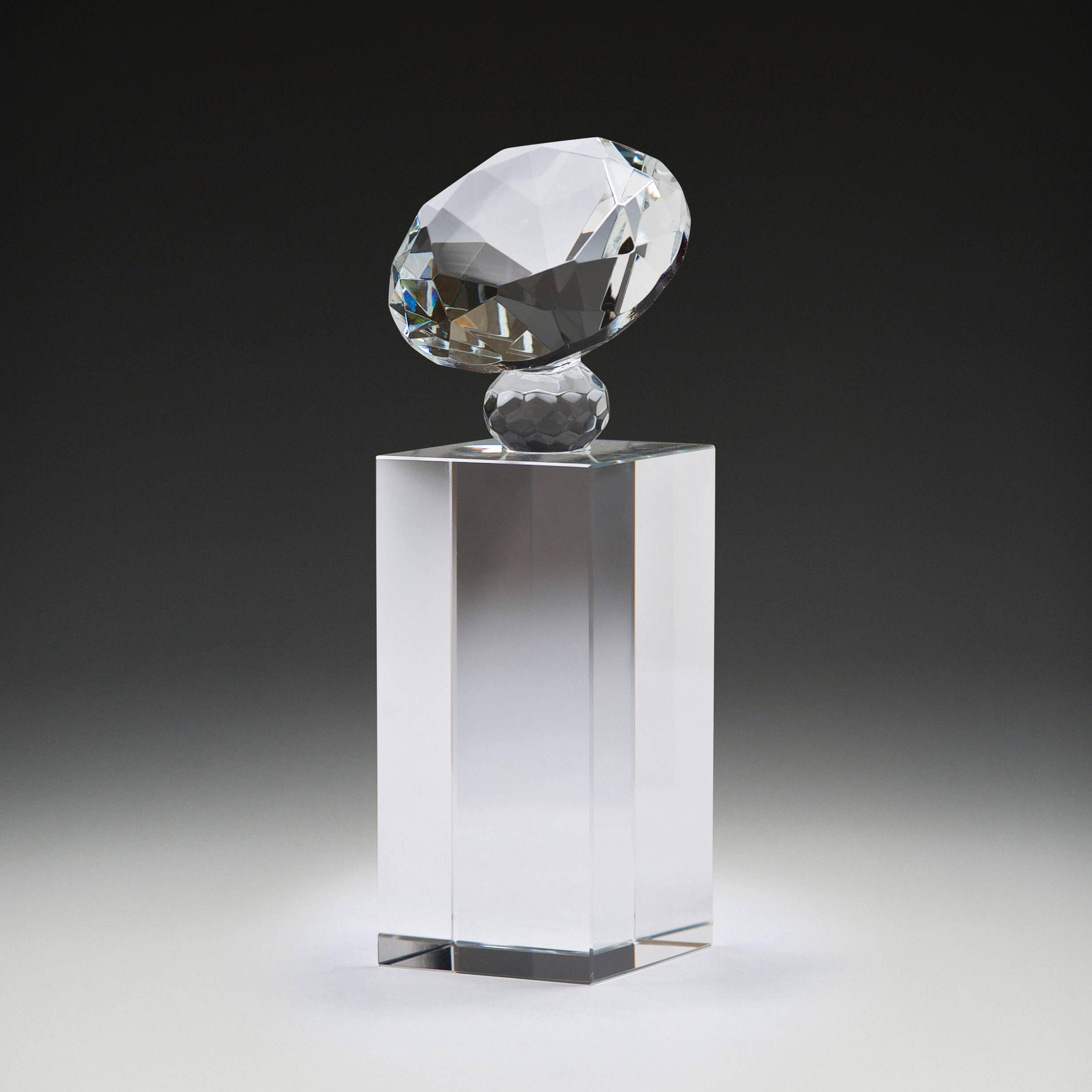 OPtical Crystal Diamond Block