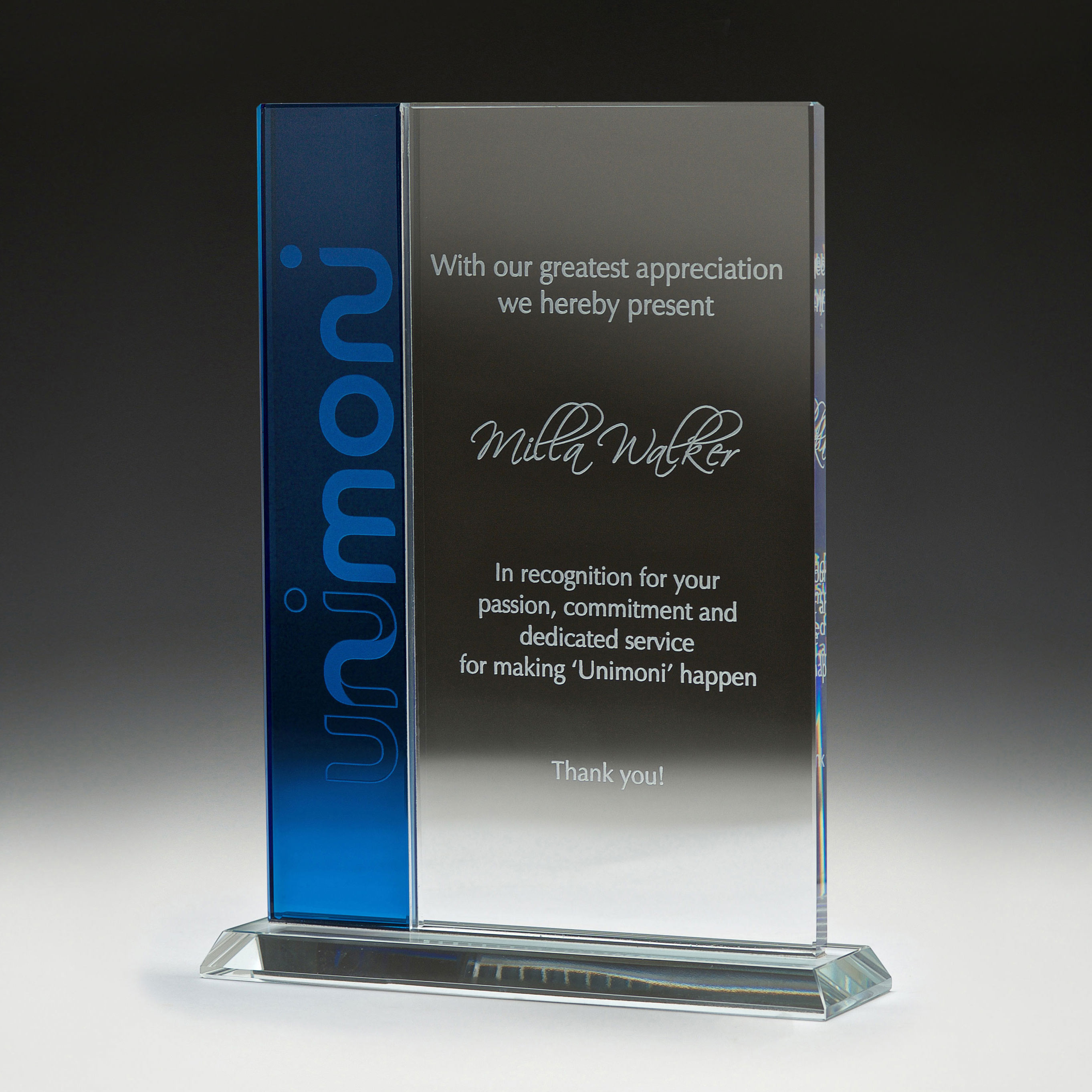 Vision Glass Award