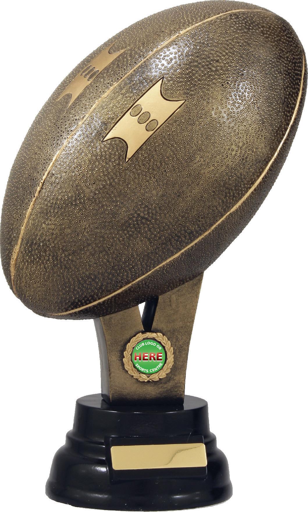 Rugby Mega Ball Pedestal