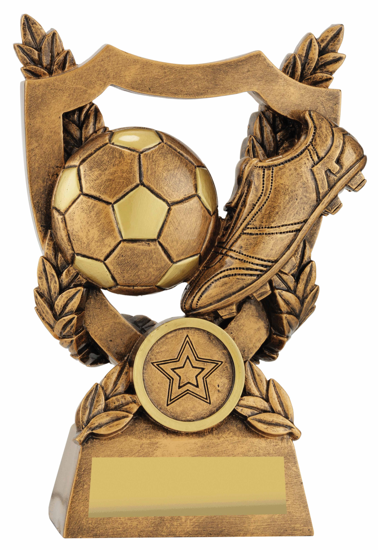 Football Alpha Shield