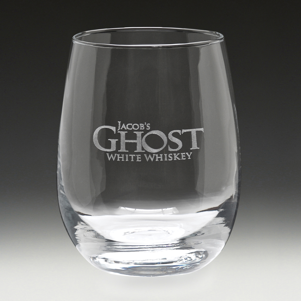 BUDGET Stemless Wine Glass