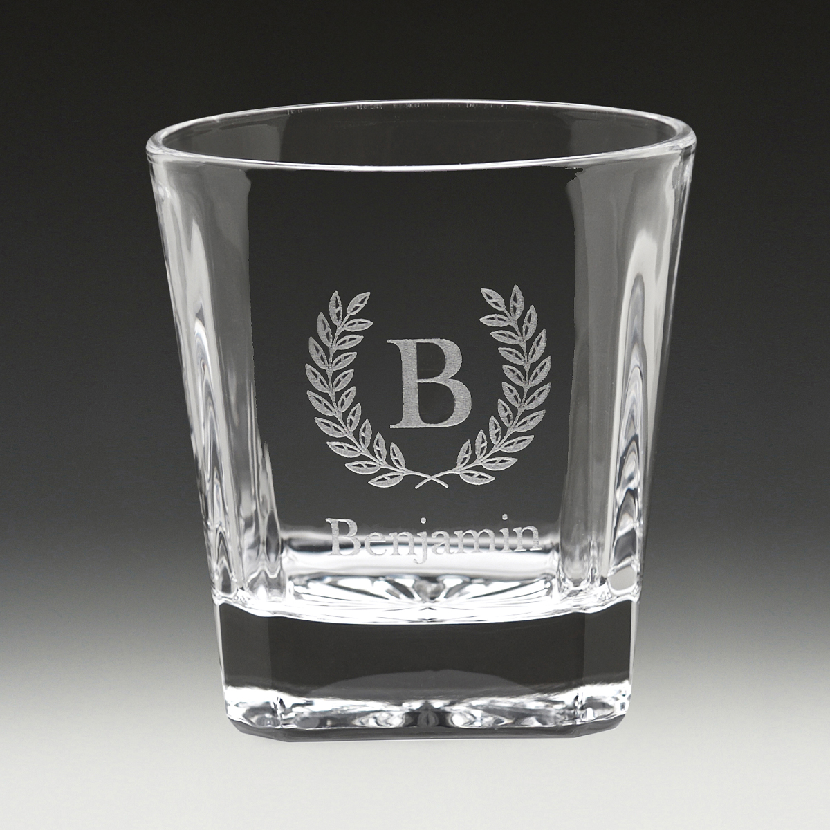 VALUE Glass Whisky Square