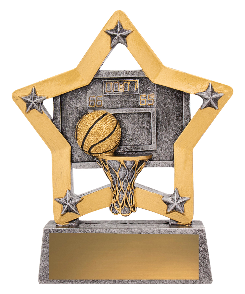 Basketball Mini Star