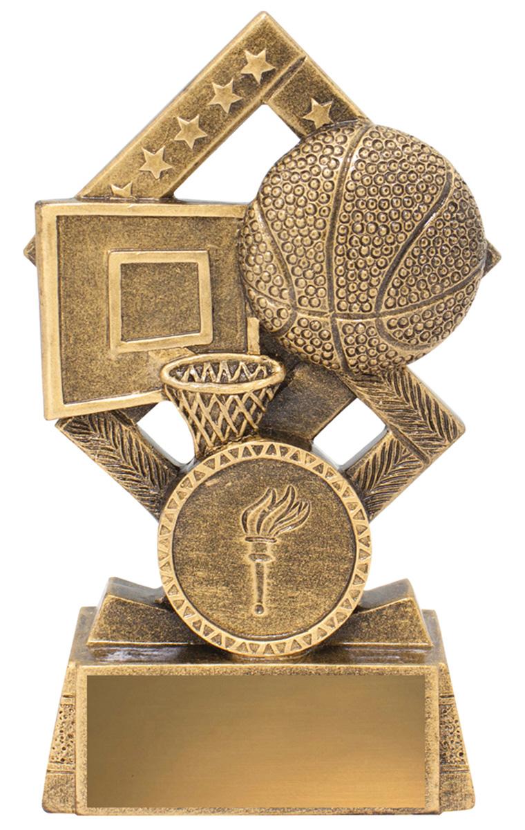Basketball Double Diamond