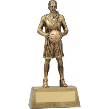 Basketball Female Hero