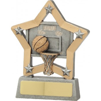 Baasketball Mini Star