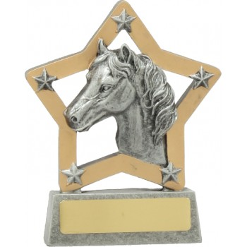 Horse Mini Star