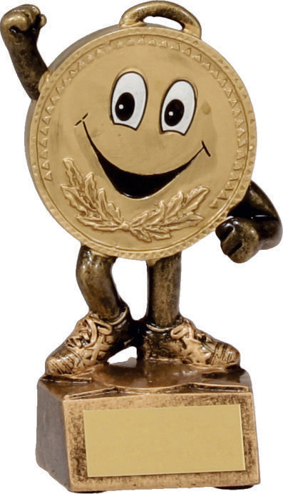 Resin M&M Medal