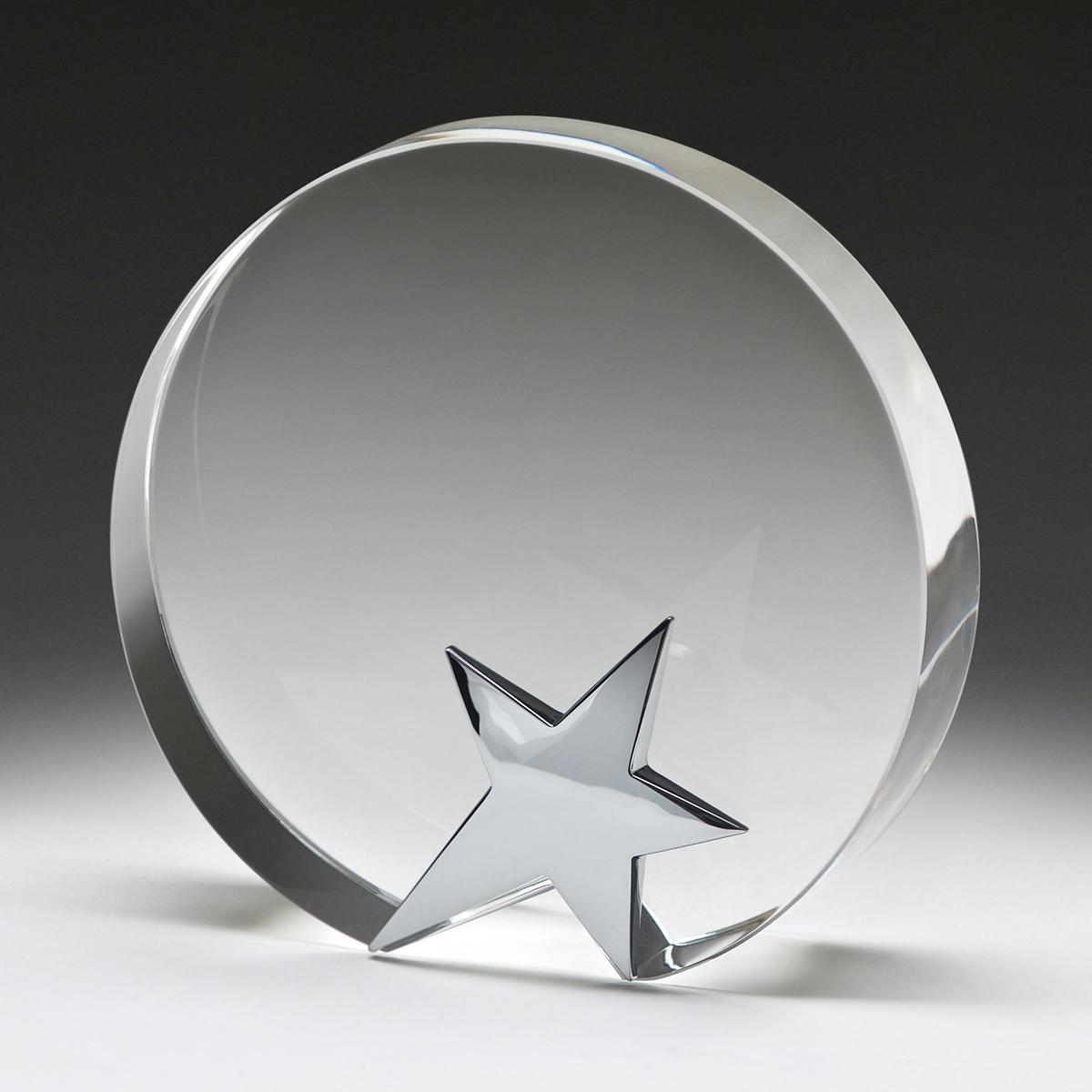 Crystal Star Halo