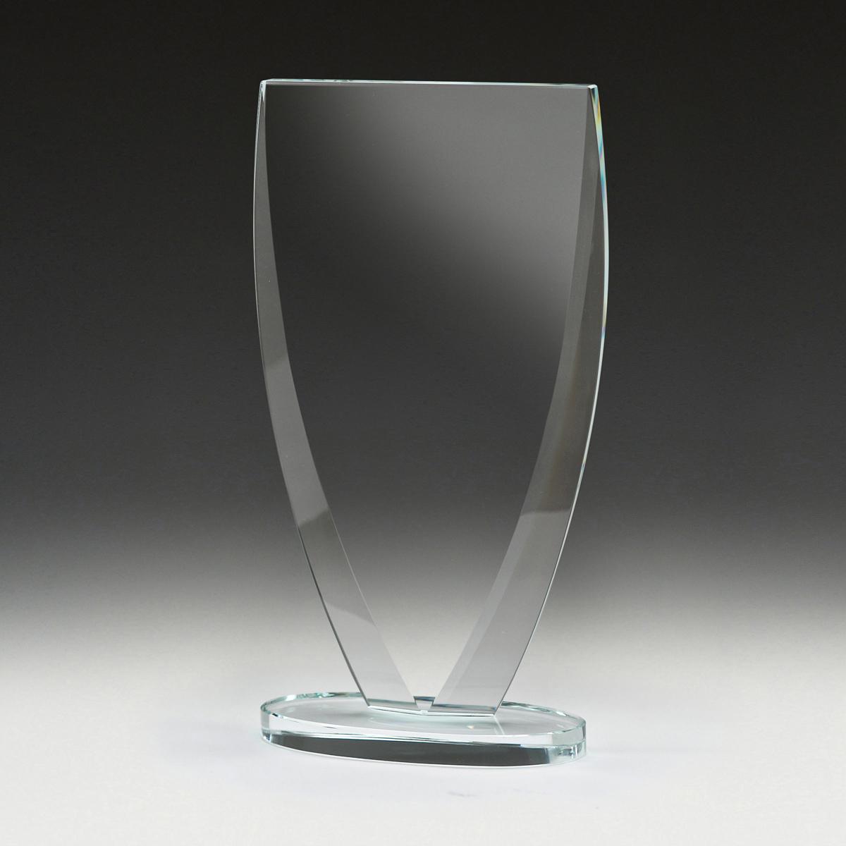 Clear Glass Harp