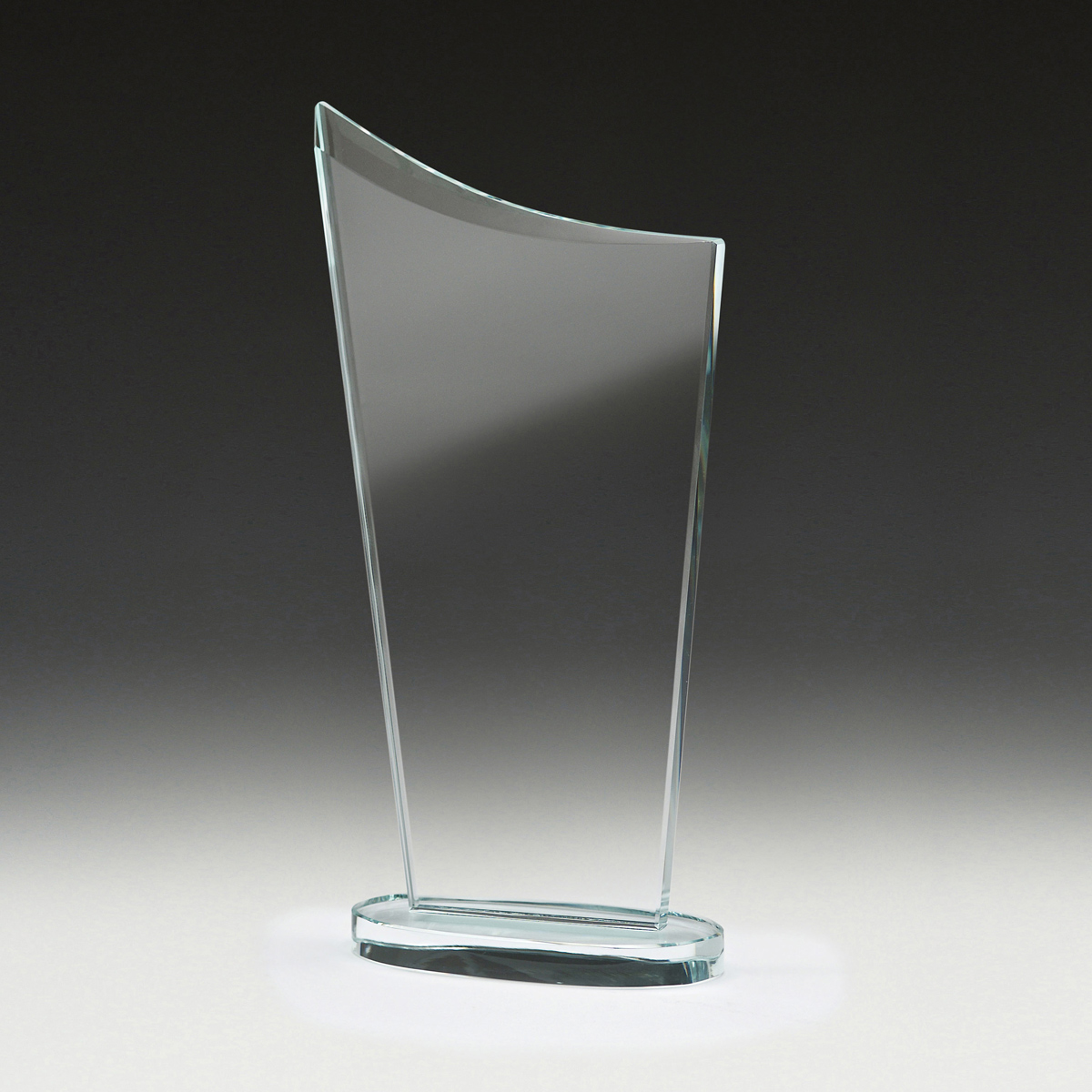 Clear Glass Blade