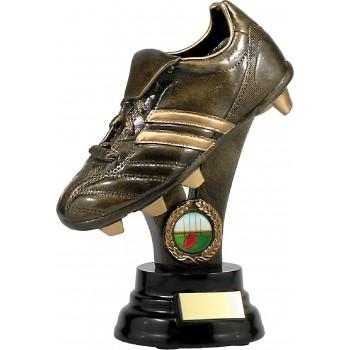Pedestal Boot 3D