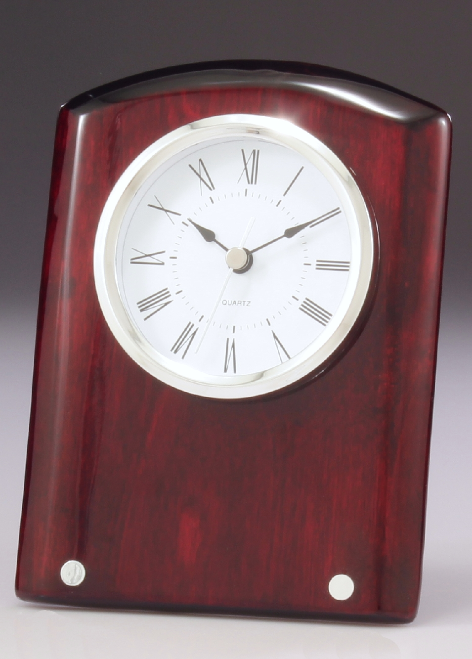 Piano finish clock