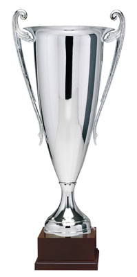 Silver Plated trophy Cup 349