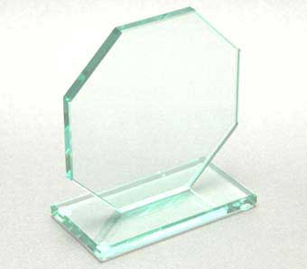 Jade Glass Hexagon
