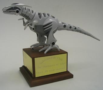 Custom made Dinosaur